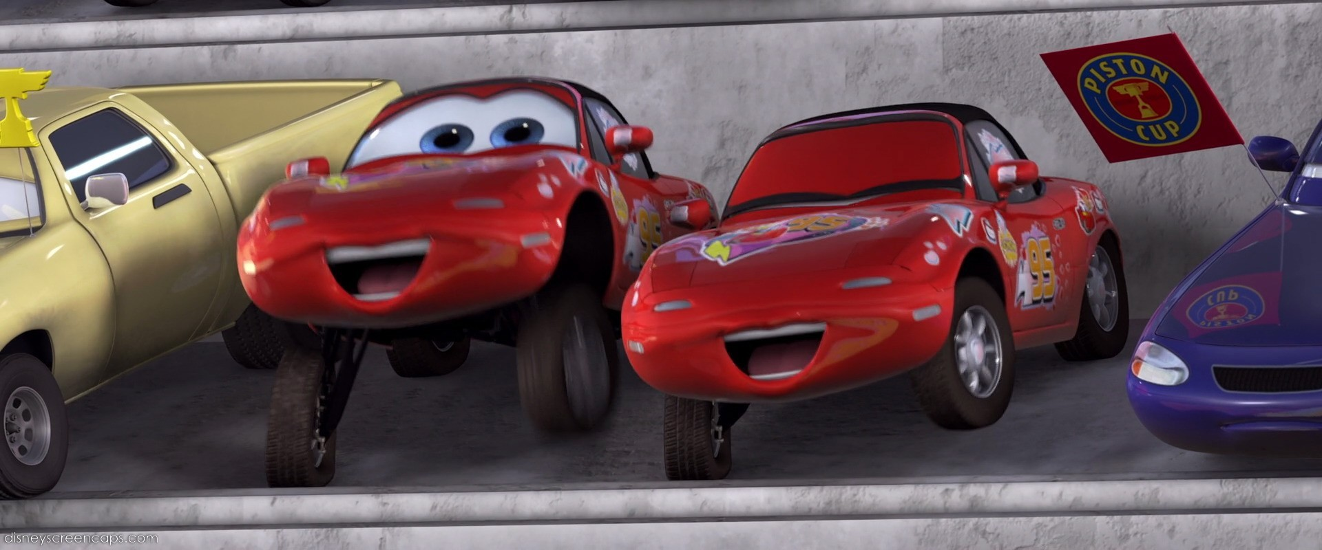 If You Were In Cars You Will Be Lightning Mcqueen Fanpop