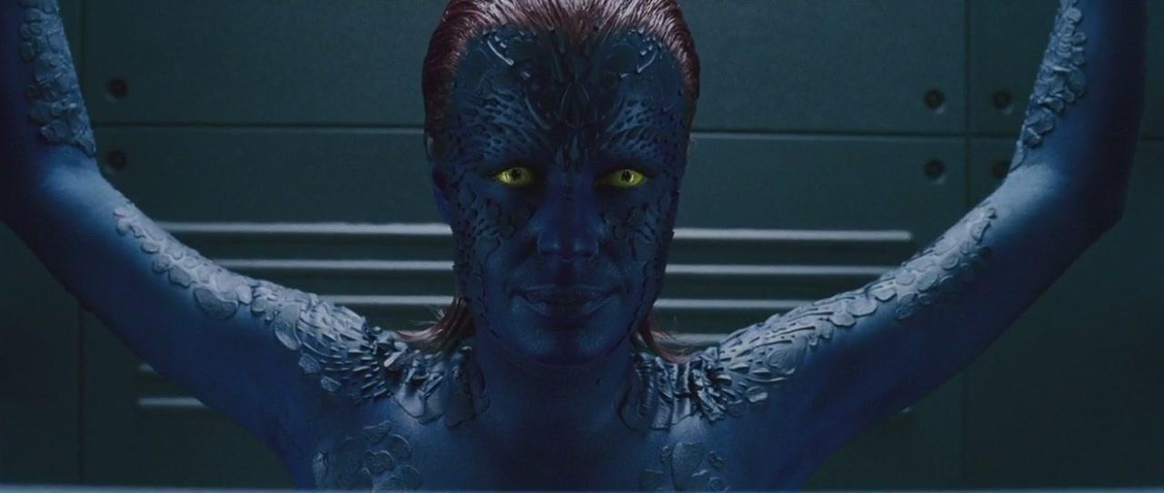 X Men Mystique Human X Men The Last Stand M...