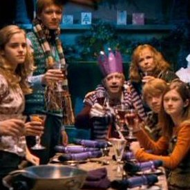 What is your favourite Harry Potter Christmas scene ...