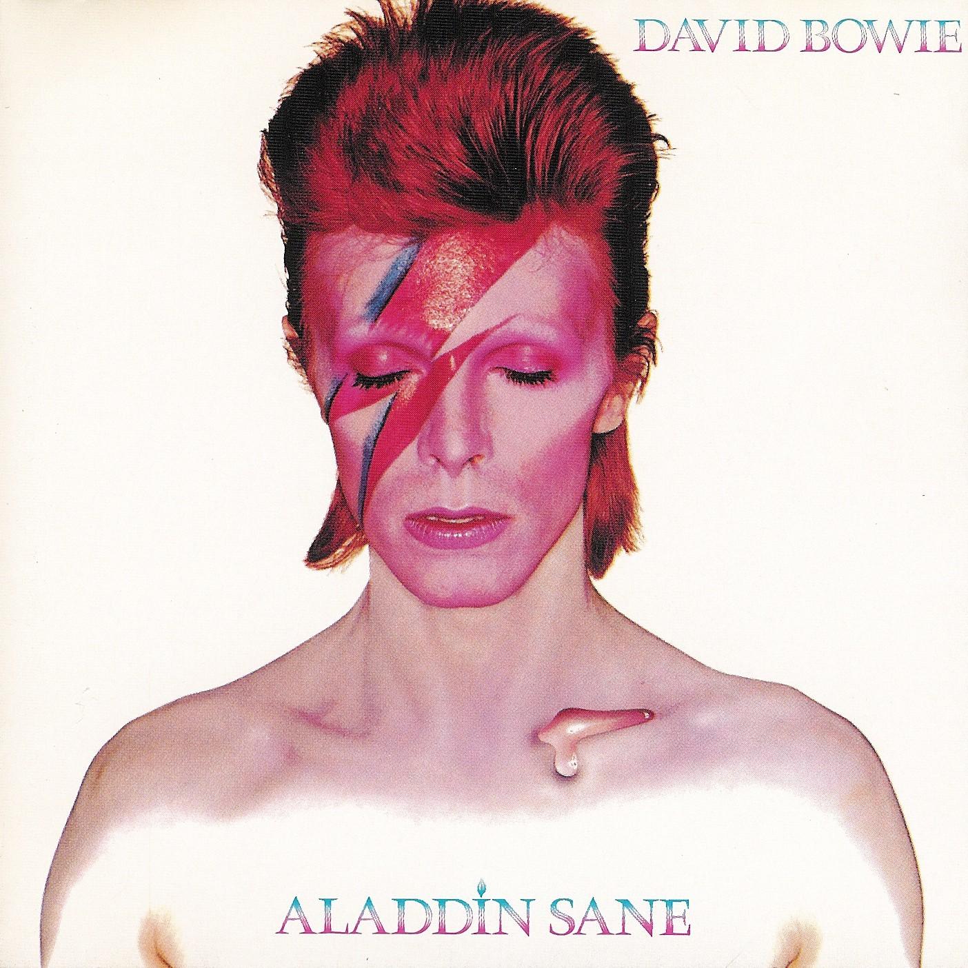 David Bowie Kappaleet