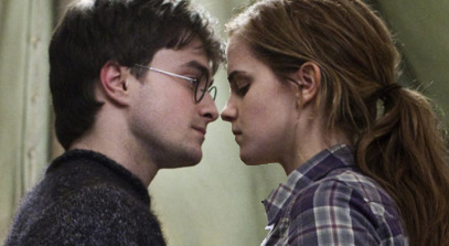 Fan made harmony videos vs harmony fanfics poll results - Hermione granger and harry potter kiss ...