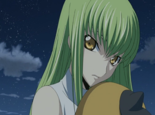 Anime Characters Green : Pics for gt green anime characters