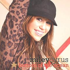Miley cyrus bottom of the ocen