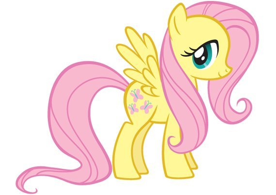 Fluttershy of regenboog Dash? - My Little pony Friendship ...