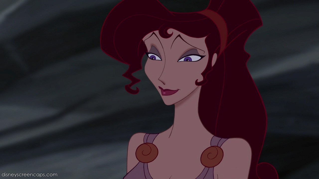 if meg from hercules was a disney princess where would