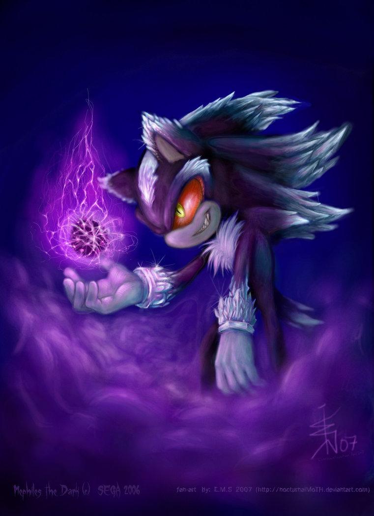 mephiles vs nazo Poll Results Sonic the Hedgehog Fanpop