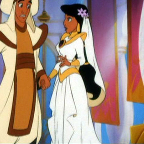 Disney Jasmine Wedding Dress_Wedding Dresses_dressesss