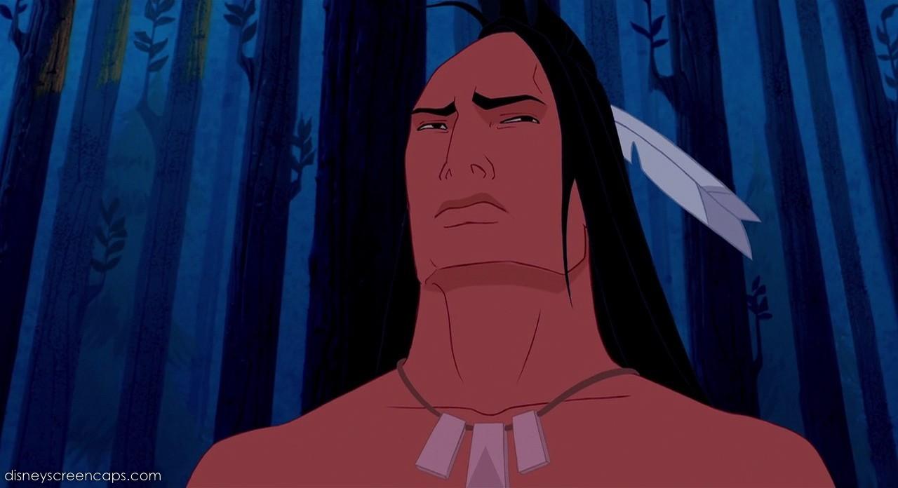 Pocahontas: A Drinking Game