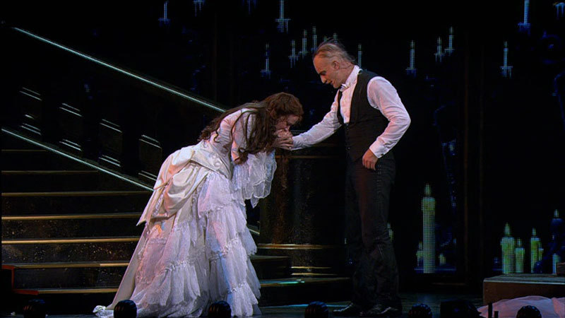 which christine and phantom do you think have the best