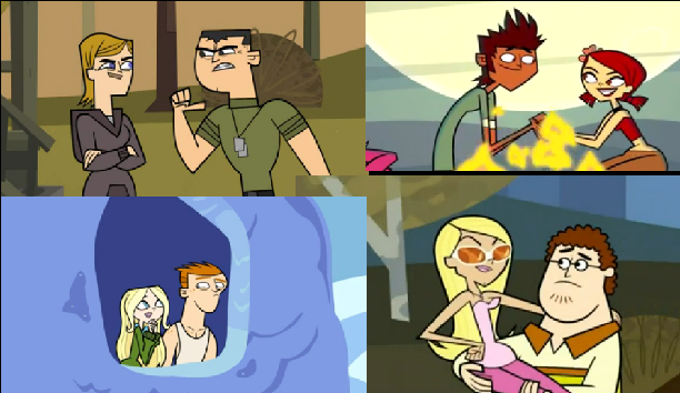 Total Drama Zoey And Dawn: Favourite Potential Couple Of Total Drama: Revenge Of The
