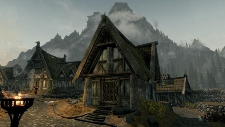 Favourite Home Poll Results Elder Scrolls V Skyrim