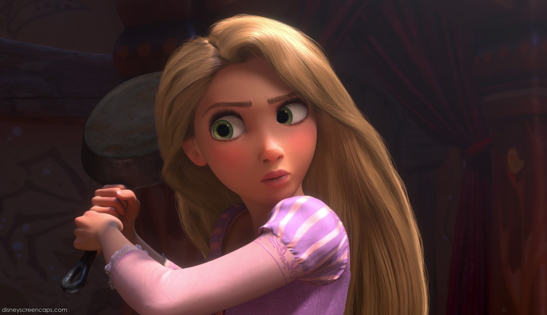 I dont think Rapunzel is childish. Do you? Poll Results