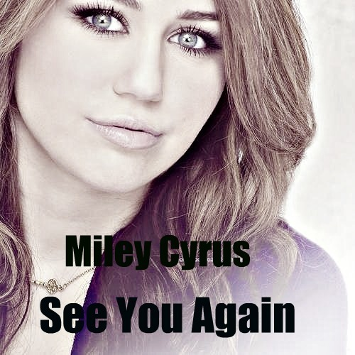 meet miley cyrus see you again