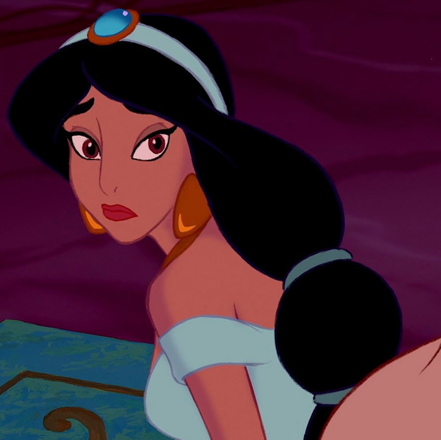 Remarkable, the Princess jasmine with short hair apologise