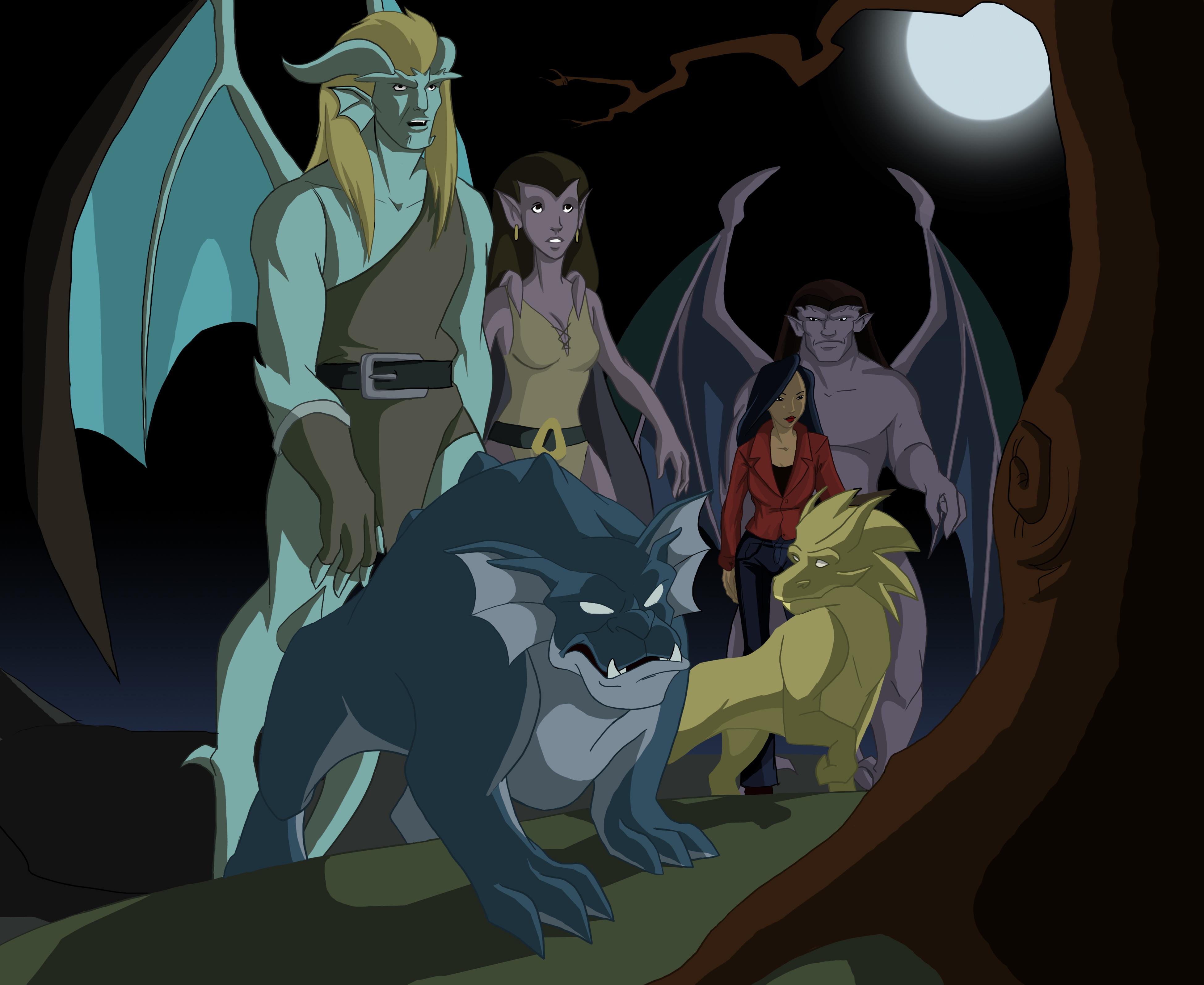 Gargoyles Disney