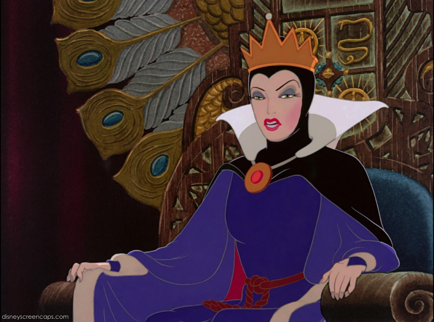 Evil Queen - Snow White | Dark Side Disney | Pinterest