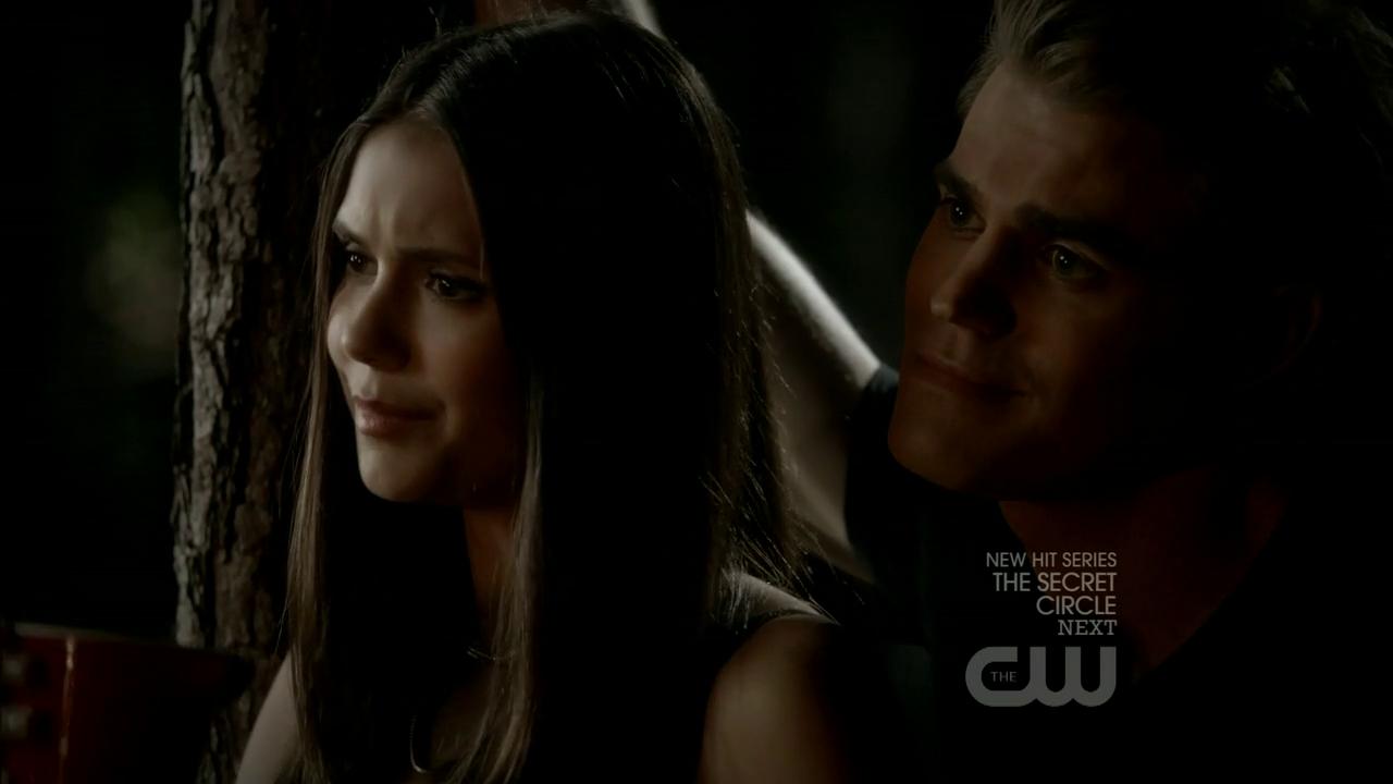 Damon and elena from vampire diaries hookup