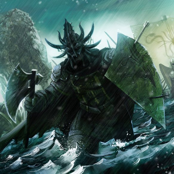 Victarion Greyjoy - George R.R. Martin Masterworks ... |Victarion Greyjoy Helm