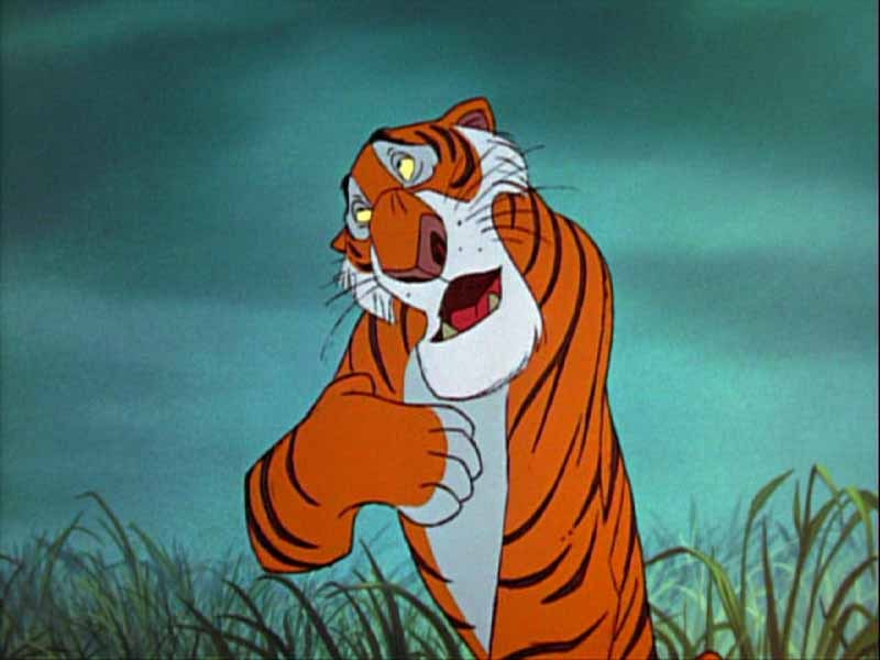 Shere Khan in The Jungle Book? Or The Jungle Book 2? Poll ...
