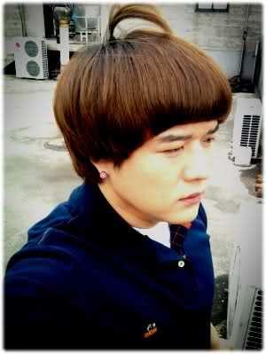 eunhyuk ponytail - photo #15