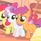 Wrong Eyes, Scootaloo and No Wings!!