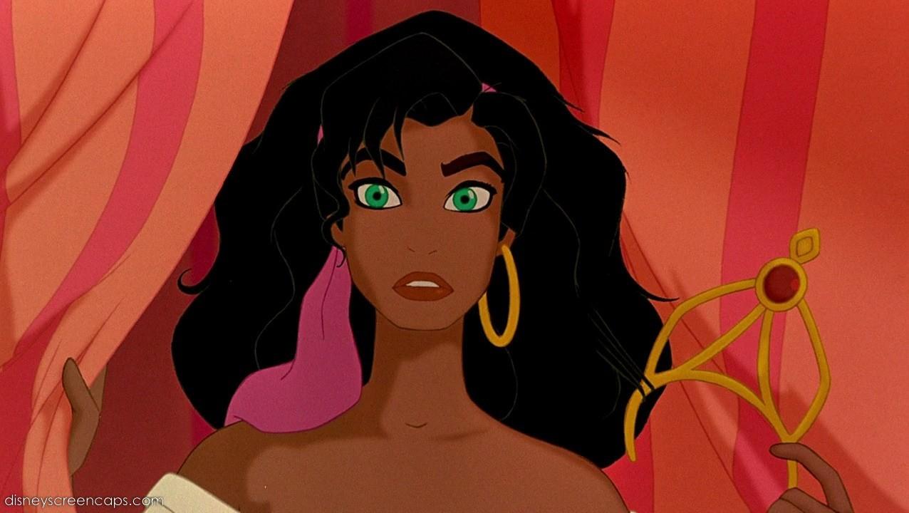 Esmeralda Disney Wallpaper Images Free Download