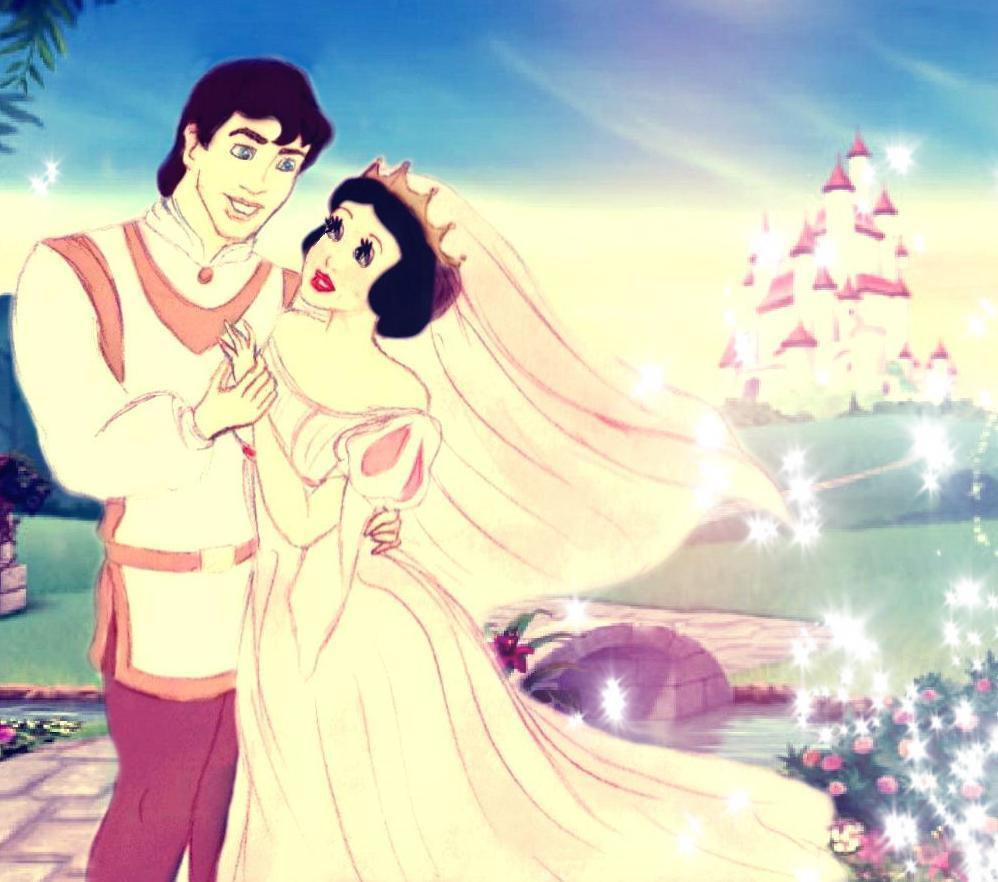 Snow Whites Wedding Picture Exchange