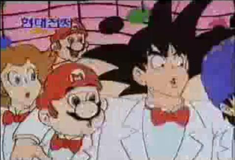 Goku And Mario Or Sonic And Vegeta? Poll Results - Mario ...