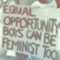 Yes, all feminist voices are important