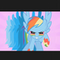 The Loyal Rainbow Dash!!!