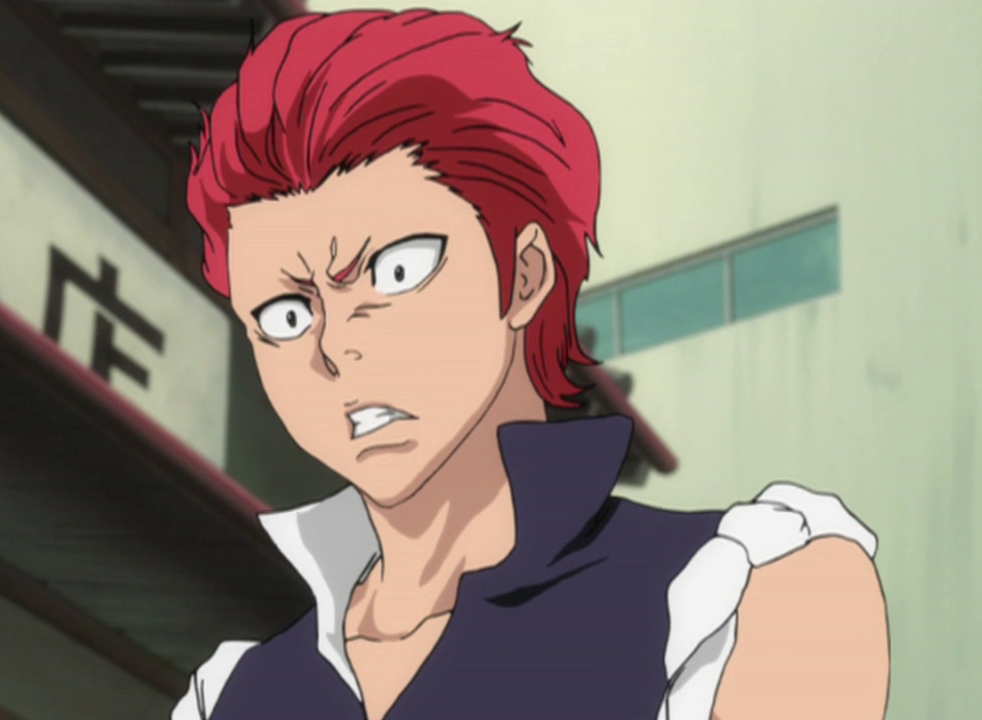 Do you like Jinta's old or new look? Poll Results - Bleach ...