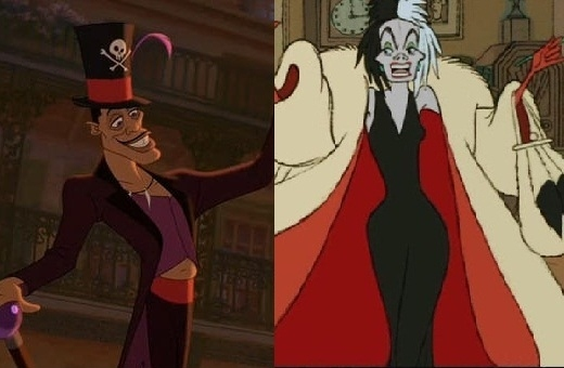 which two disney villains would make the best couple poll
