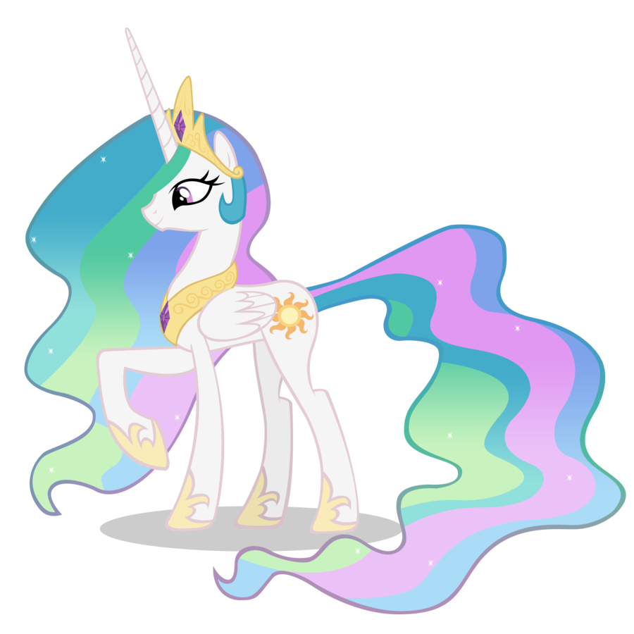 My little pony coloring pages princess celestia in a dress - Amazing My Little Pony Songs Coloring Pages