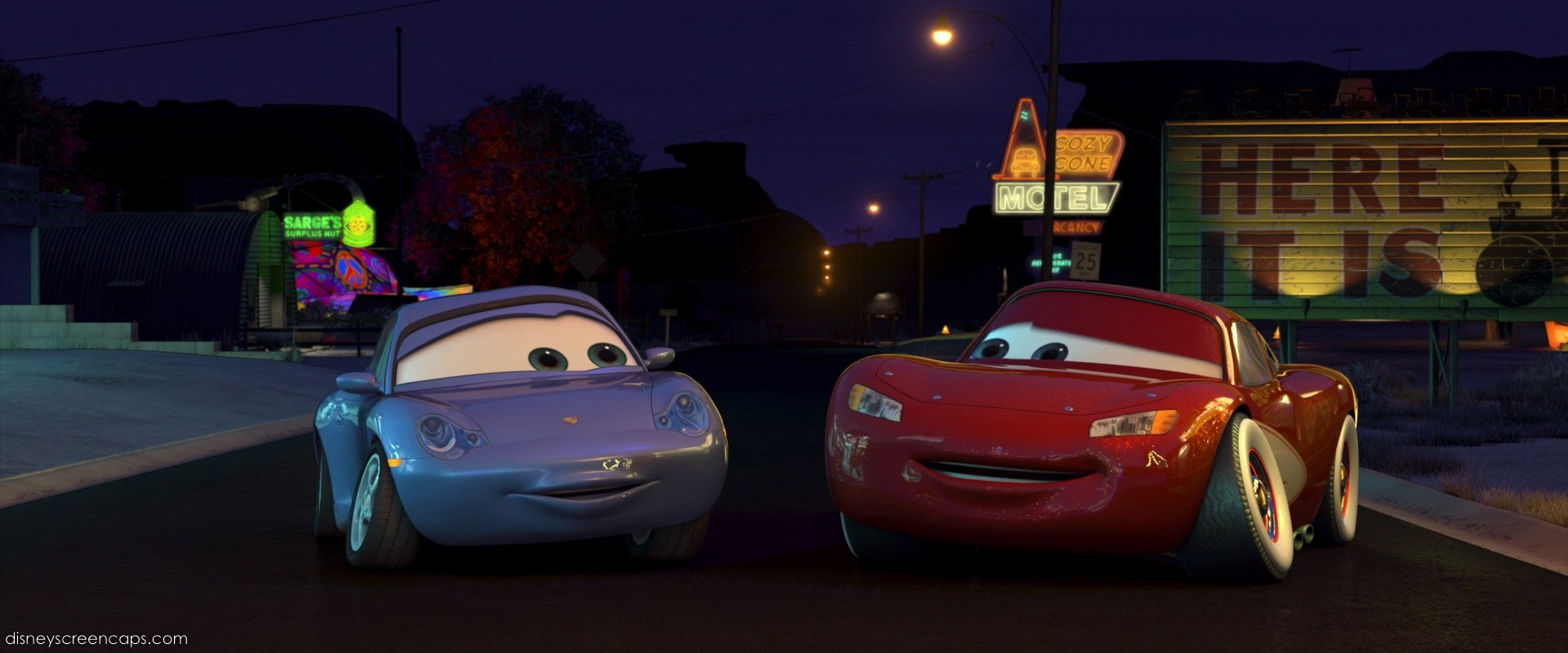 Which Is Your Favorite Couple Poll Results Disney Pixar Cars