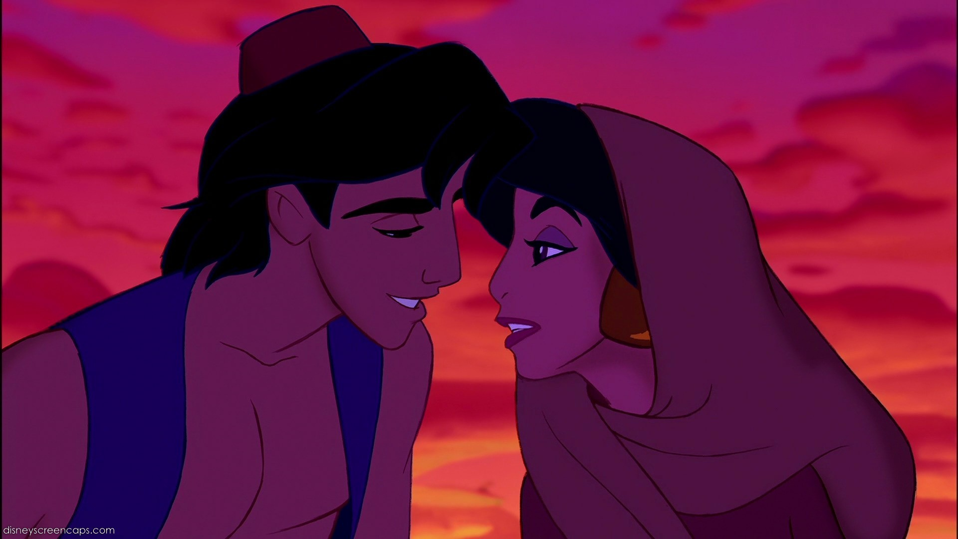 Aladdin and Jasmine Which    Aladdin And Jasmine Balcony