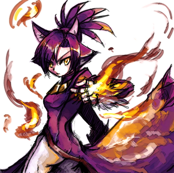 Blaze The Cat Human Form Blaze Blaze The Cat in Human