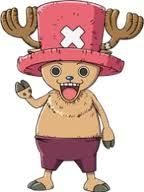 Is it just me or has Chopper become more chibi-like over ...