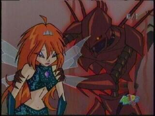 did darkar have a crush on dark bloom