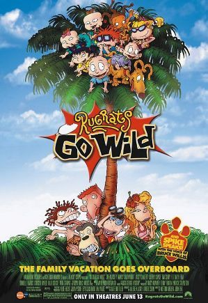 """""""Rugrats Go Wild"""" - What character does he voice ?"""
