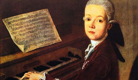 One of them wasn't composed par Mozart. Which one?