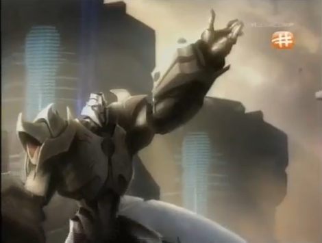 Before the war what was Megatrons original name