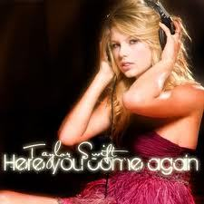 "Taylor sung a version of ""Here you come again"" on her demo CD, but who sung the original version?"
