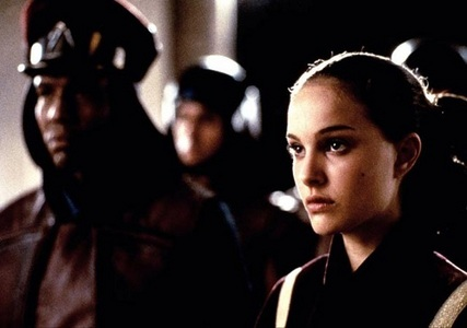 What quote did Padme NOT say?