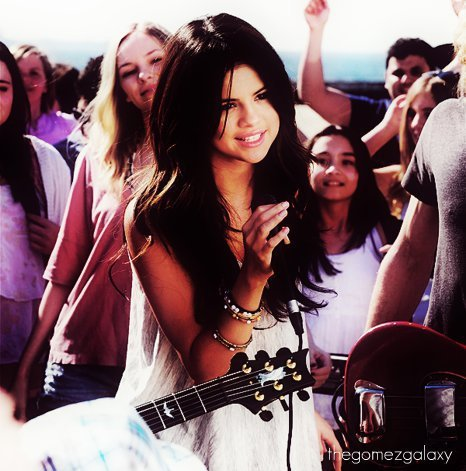 At what age did Selena audition for disney?