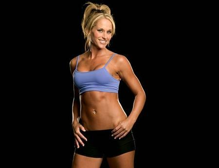 Who was Michelle McCool's tag team partner in 2006?