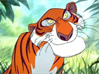 Who provided the highly sophisticated voice of Shere Khan the Tiger?