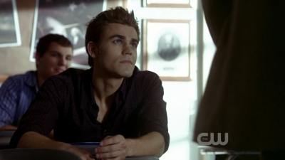 In the books stefan answered  Mr Tanner question because he was humiliating in classes to