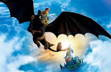 What is Hiccup's dragon's REAL name?