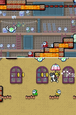 GUESS THE PLACE! - The place is full of Shy Guys!