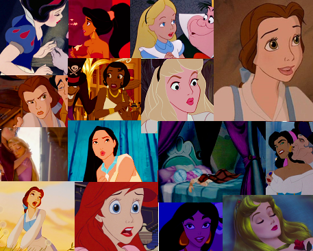How many Belle are here?
